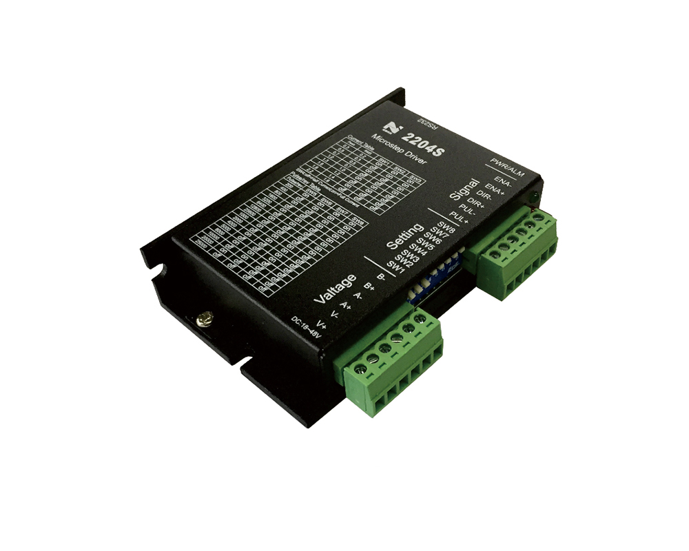 2204S Digital Two Phase Stepper Driver