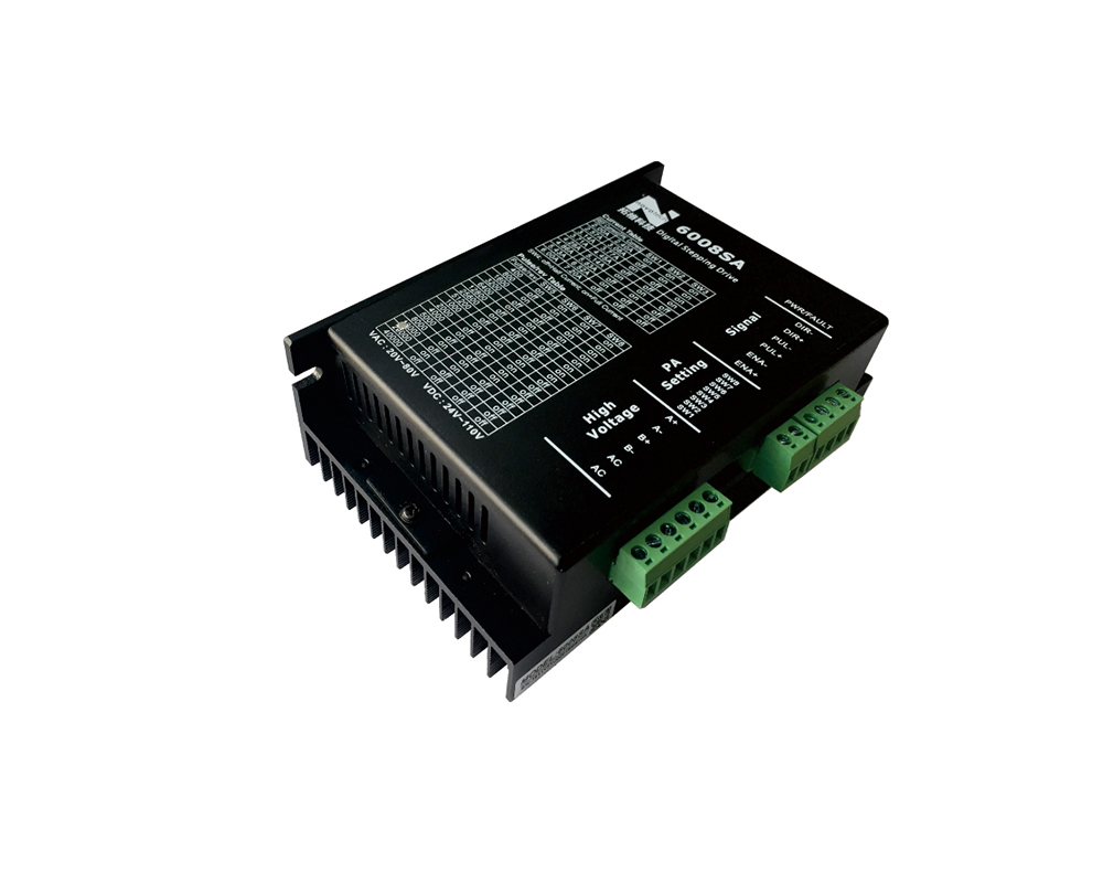 6008SA Digital Two Phase Stepper Motor Driver