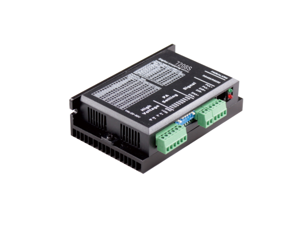 7208S Digital Two Phase Stepper Driver