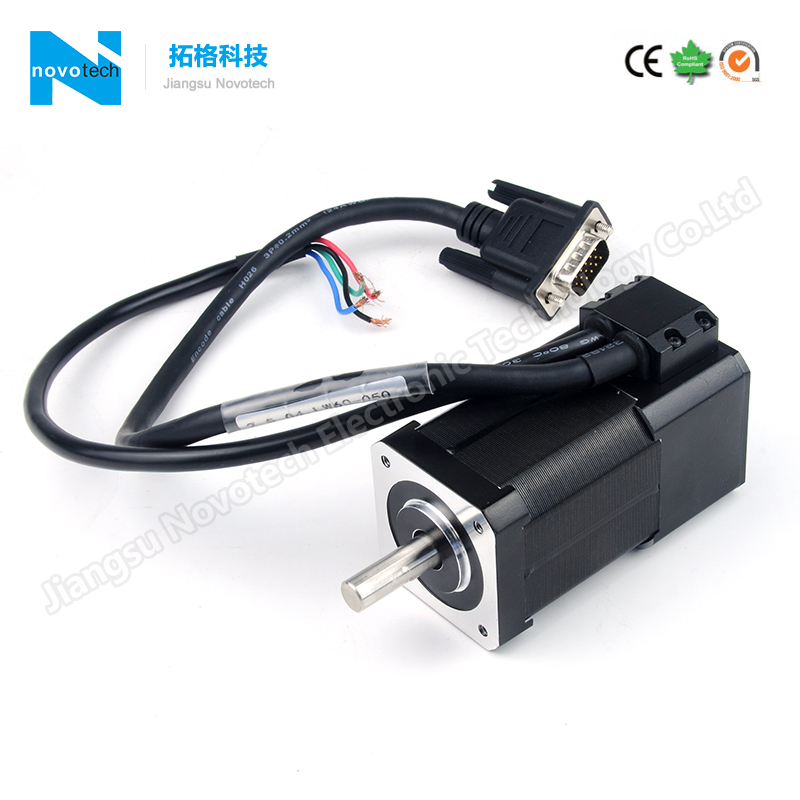 China nema17 servo stepper motor with feedback