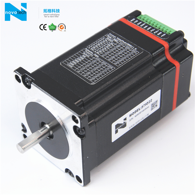 Nema23 Integrated Open-loop Stepper Motor With Controller Built-in