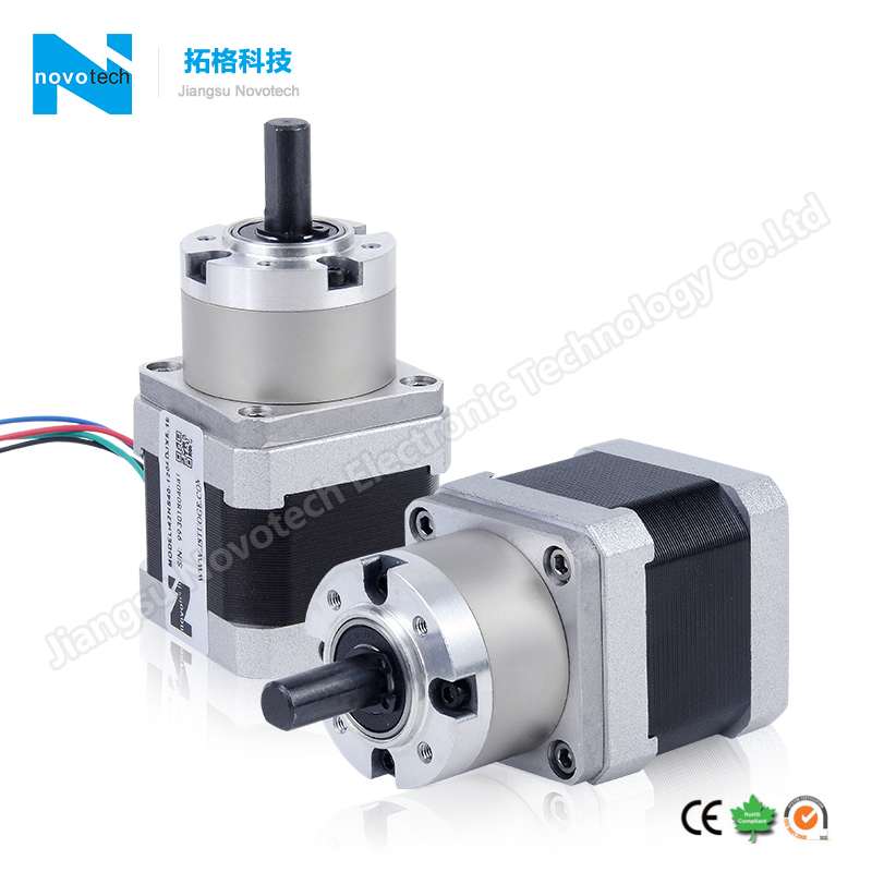 nema 17 stepper motor with gear box